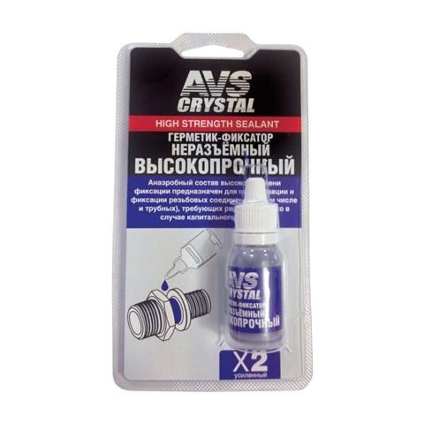 Герметик-фиксатор высокопрочный AVS AVK-133 - фото 23353