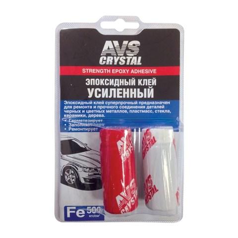 Клей эпоксидный суперпрочный AVS AVK-129 - фото 23398