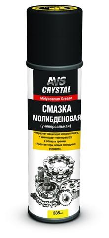 Смазка универсальная молибденовая AVS AVK-140 - фото 23422