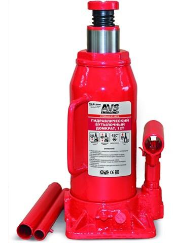 Домкрат гидравлический бутылочный HJ-B12000 - фото 23454