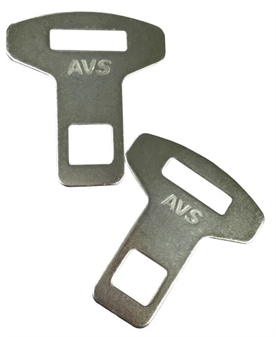Заглушки ремня безопасности AVS BS-002 - фото 23467