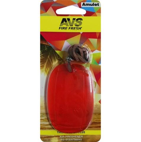 Ароматизатор AVS SG-013 Amulet (аром. Тропический бриз/Tropical Breeze) (гелевый) - фото 23735