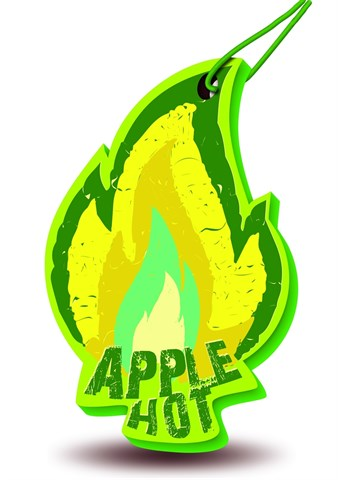 Ароматизатор Fire Fresh AVS AFP-010 Apple Hot (аром. Яблоко) - фото 23744