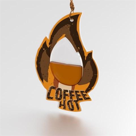 Ароматизатор AVS WDM-002 Fire Fresh (аром. Coffee Hot/Кофе) (мембранные) - фото 23750