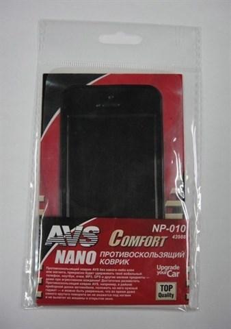 Противоскользящий NANO коврик AVS NP-010 (12,5х6см) - фото 23869