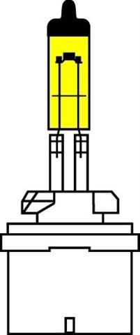 Лампа автомобильная галогенная AVS Atlas Anti-fog H27/1 12V 27W 2шт. - фото 23924