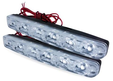 Дневные ходовые огни (DRL) Light AVS DL-6A - фото 24101