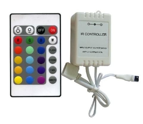 Светодиодный контроллер 70W КRGB - фото 24222