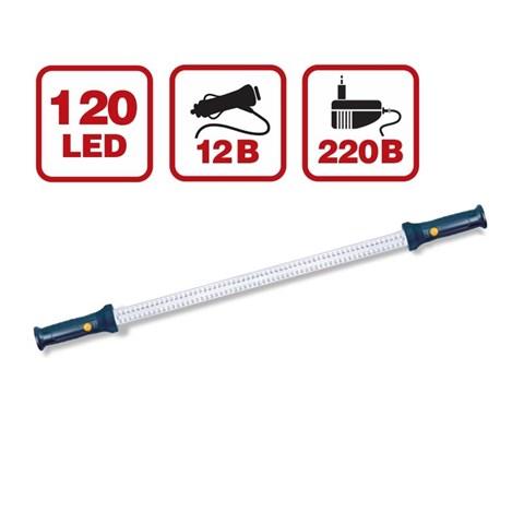 Переносной светильник CD812A 120LED 220/12В (акб) - фото 24278