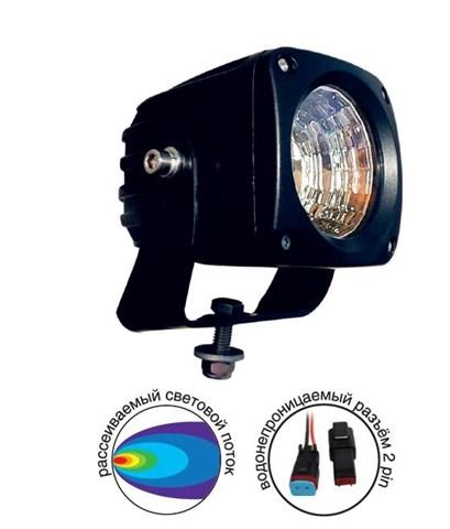 """Светодиодные фары """"OFF-Road"""" AVS Light FL-1415 (25W) - фото 24315"""