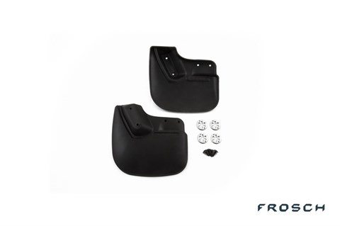 Брызговики задние Ford EcoSport 2014-2018 Novline-Autofamily - фото 24949