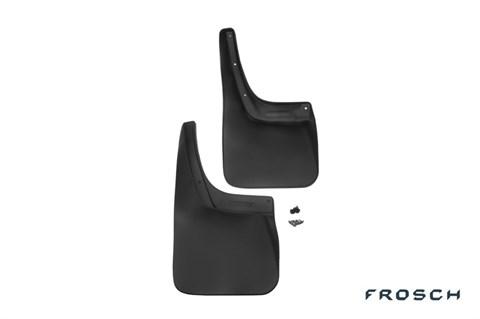 Брызговики задние Nissan Pathfinder 2010-2014 Novline-Autofamily - фото 25118