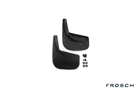 Брызговики задние Nissan Sentra 2014-2018 Novline-Autofamily - фото 25122
