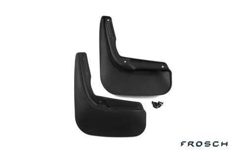 Брызговики задние Peugeot 4008 2012-2018 Novline-Autofamily - фото 25178