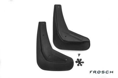 Брызговики передние Ford Focus 2015-2018 Novline-Autofamily - фото 25444
