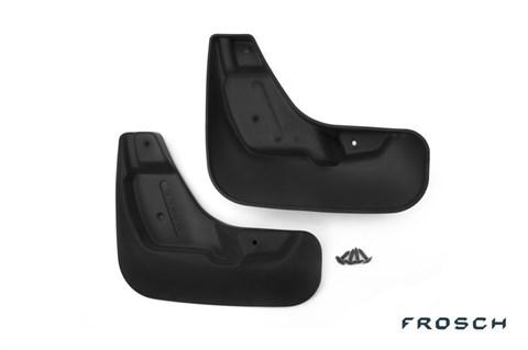 Брызговики передние Peugeot 308 2014-2018 Novline-Autofamily - фото 25648