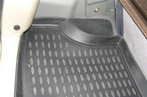 Коврик в багажник BYD Flyer 2009-2018 Novline-Autofamily - фото 26046