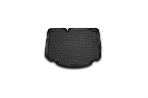Коврик в багажник Citroen C3 2010-2018 Novline-Autofamily - фото 26115