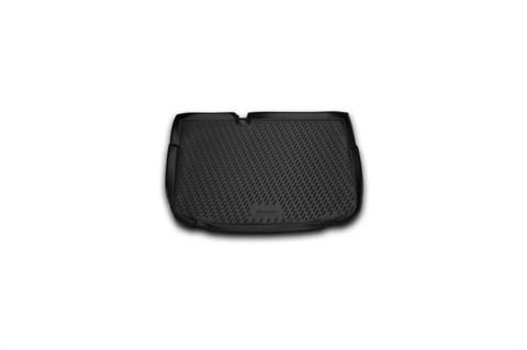 Коврик в багажник Citroen C3 2010-2018 хэтчбек Novline-Autofamily - фото 26116
