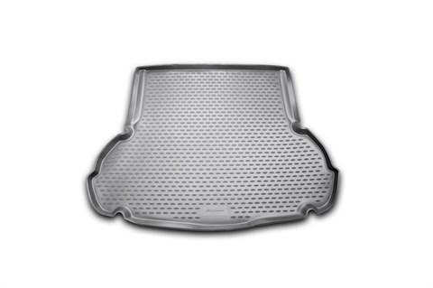 Коврик в багажник Hyundai Elantra 2011-2018 Novline-Autofamily - фото 26243