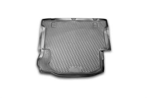 Коврик в багажник Jeep Wrangler 2007-2018 Novline-Autofamily - фото 26348