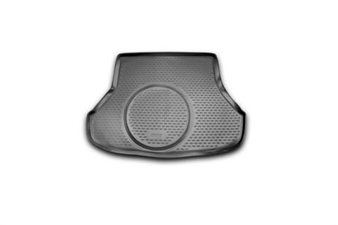 Коврик в багажник Kia Cerato 2013-2018 Novline-Autofamily - фото 26374