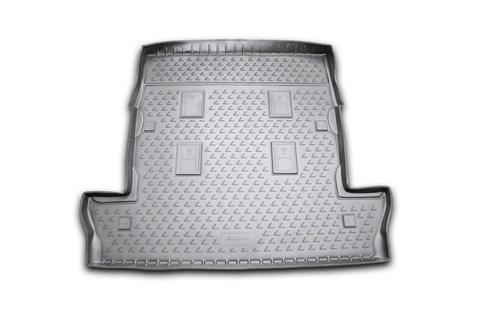 Коврик в багажник Lexus LX 570 2007-2018 длинный Novline-Autofamily - фото 26532