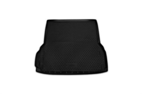 Коврик в багажник Nissan Pathfinder 2014-2018 5-ти местный Novline-Autofamily - фото 26637