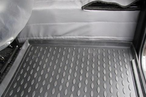 Коврик в багажник UAZ Hunter 2003-2018 Novline-Autofamily - фото 26913