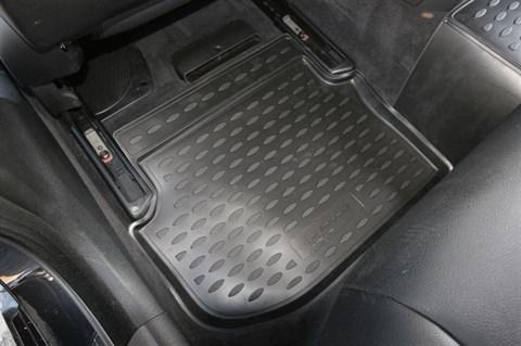 Коврики 3D в салон BMW 5 Series 2010-2013 Novline-Autofamily - фото 26982