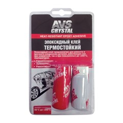 Клей эпоксидный термостойкий AVS AVK-128