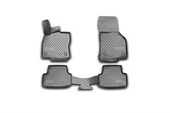 Коврики 3D в салон Volkswagen Golf 2013-2018 Novline-Autofamily