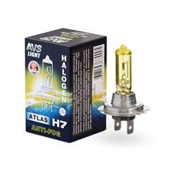 Лампа автомобильная галогенная AVS Atlas Anti-fog H7 12V 55W 1шт.