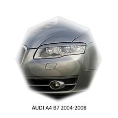 Реснички на фары Audi A4 B7 2004 – 2007 Carl Steelman