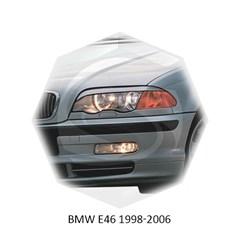 Реснички на фары BMW 3 серия E46 1998 – 2006 Carl Steelman